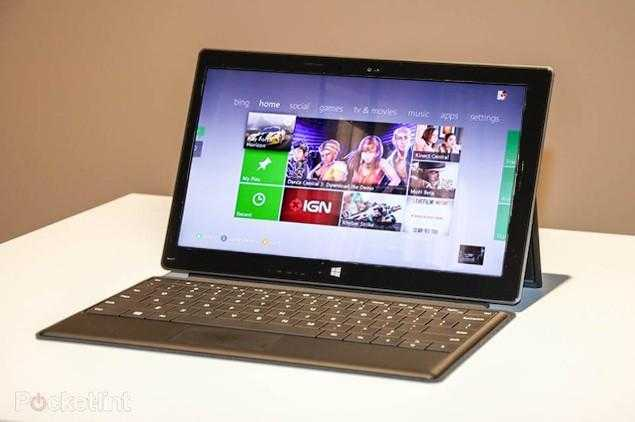 microsoft xbox surface gaming tablet