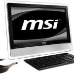 MSI introduceert 's werelds eerste 3D all-in-one pc